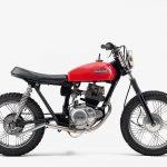 Caballero • Yamaha SR 125 '88